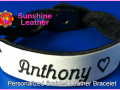 Personalized-Braided-Leather-Bracelet-White-Black-Engraving-Anthony-Heart