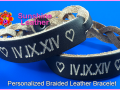 Personalized-Braided-Leather-Bracelet-black-natural-Engraving-Sample-Roman-Numerals
