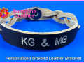 Personalized-Braided-Leather-Bracelet-brown-natural-Engraving-Sample-KG-MGt