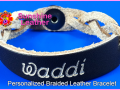 Personalized-Braided-Leather-Bracelet-brown-natural-Engraving-Sample-Waddi