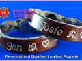 personalized-braided-leather-bracelet-woodgrain-engraved