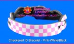 checkered-leather-bracelet-pink-whiteblack-1368023058